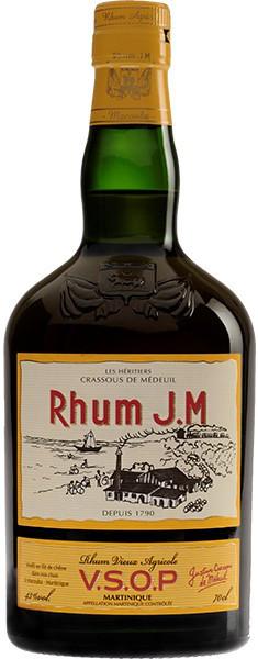 Ром Rhum J.M Vieux Agricole V.S.O.P, 0.7 л