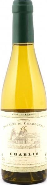 Вино Domaine du Chardonnay, Chablis, 2015, 375 мл
