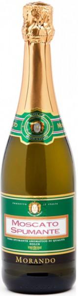 Игристое вино Morando, Moscato Spumante