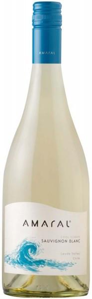 """Вино MontGras, """"Amaral"""" Sauvignon Blanc, Leyda Valley DO, 2015"""