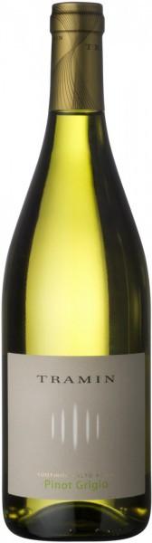 Вино Tramin, Pinot Grigio, Alto Adige DOC, 2014, 0.375 л