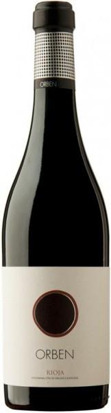 """Вино """"Orben"""", Rioja DOC, 2010"""