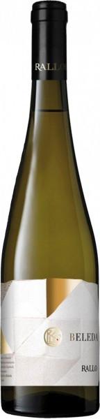 "Вино Rallo, ""Beleda"", Sicilia DOP, 2013"
