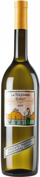 Вино Villa Lanata Gavi di Gavi DOC Raccolto Tardivo, 2010