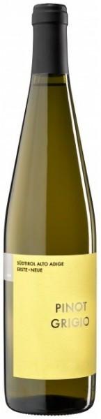 Вино Erste & Neue Kellerei, Pinot Grigio, Alto Adige DOC, 2014