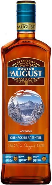 "Аперитив ""Doctor August"" Siberian Aperitif, 0.5 л"