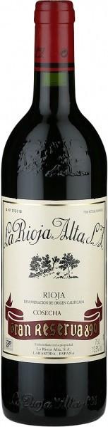 "Вино ""Gran Reserva 890"", Rioja DOC, 2001"