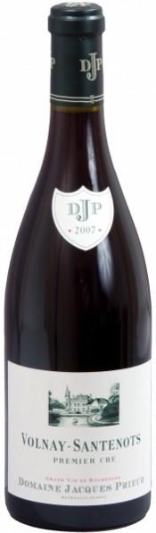 Вино Domaine Jacques Prieur, Volnay-Santenots Premier Cru, 2007