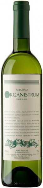 "Вино Martin Codax, ""Organistrum"" Albarino, 2010"