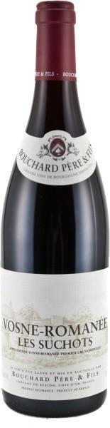 Вино Vosne-Romanee 1-er Cru AOC Les Suchots 2007