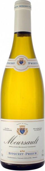 Вино Domaine Bitouzet-Prieur, Meursault, 2011, 0.375 л