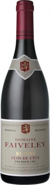 "Вино Faiveley, Beaune 1-er Cru ""Clos de L'Ecu"" AOC, 2006"