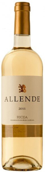 "Вино Rioja DOC ""Allende"" blanco, 2011"