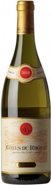 Вино E. Guigal, Cotes du Rhone Blanc, 2010