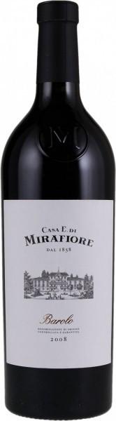 """Вино """"Mirafiore"""" Barolo DOCG, 2008"""