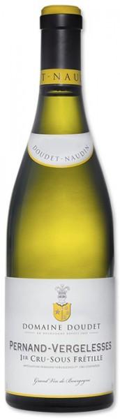"Вино Doudet Naudin, Pernand-Vergelesses 1er Cru ""Sous Fretille"" AOC, 2011"