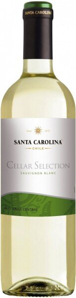 "Вино Santa Carolina, ""Cellar Selection"" Sauvignon Blanc"