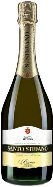 "Игристое вино ""Santo Stefano"" Bianco Amabile"