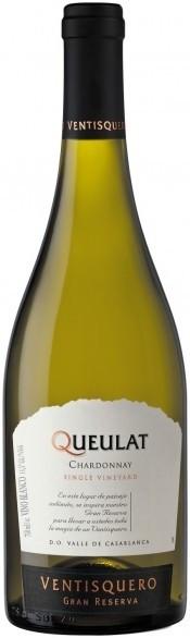 """Вино Ventisquero, """"Queulat"""" Gran Reserva, Chardonnay, 2012"""