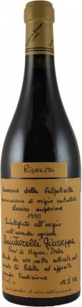 Вино Quintarelli Giuseppe, Amarone della Valpolicella Classico Riserva DOCG, 1990