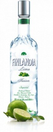 """Водка """"Finlandia"""" Lime, 0.5 л"""
