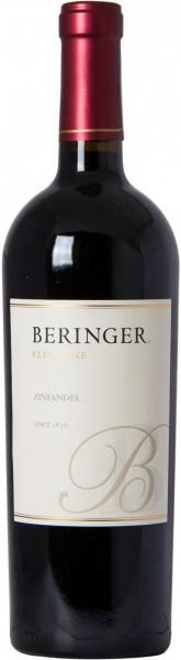 "Вино Beringer, ""Clear Lake"" Zinfandel, Napa Valley, 2012"