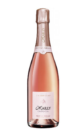 Шампанское Champagne Mailly Grand Cru Rosе de Mailly 0.75л
