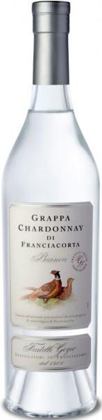 Граппа Grappa Chardonnay di Franciacorta, 0.5 л