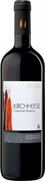 """Вино Kurtatsch, """"Kirchhugel"""" Cabernet Riserva, 2011"""
