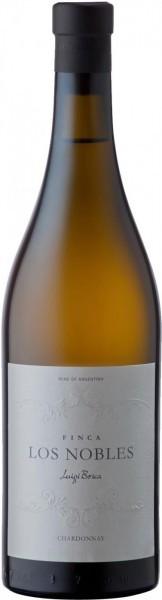 """Вино Chardonnay """"Finca Los Nobles"""", 2012"""