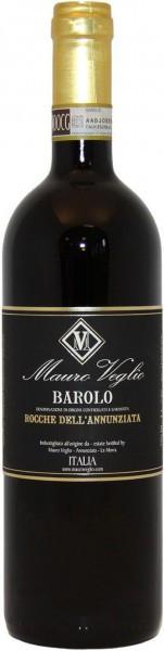 """Вино Mauro Veglio, Barolo DOCG """"Rocche dell'Annunziata"""", 2000"""