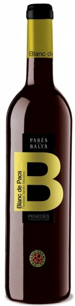 "Вино Pares Balta, ""Blanc de Pacs"", Penedes DO, 2014"