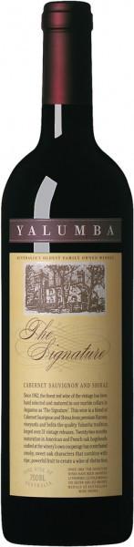 "Вино Yalumba, ""The Signature"" Cabernet Sauvignon and Shiraz, 2013"