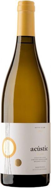 "Вино Celler Acustic, ""Acustic"" Blanc, Montsant DO, 2013"