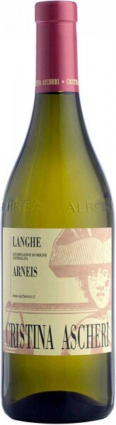"Вино ""Cristina Ascheri"" Arneis, Langhe DOC, 2014"