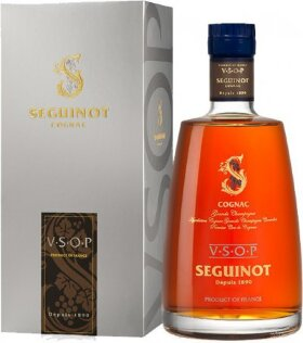"Коньяк ""Seguinot"" VSOP, in decanter & gift box, 0.7 л"