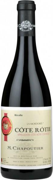 """Вино Cote-Rotie """"La Mordoree"""" AOC, 2004"""