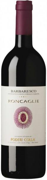 "Вино Poderi Colla, ""Roncaglie"", Barbaresco DOCG, 2007, 1.5 л"