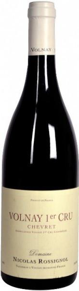 """Вино Domaine Nicolas Rossignol, Volnay Premier Cru """"Chevret"""" AOC, 2011"""