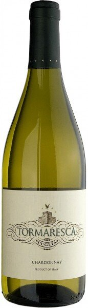 Вино Tormaresca, Chardonnay, Puglia IGT, 2012