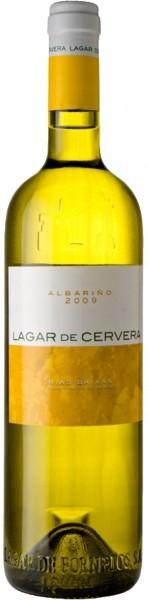 Вино Lagar de Cervera Albarino DO, 2009