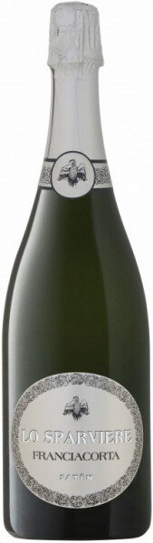 "Игристое вино Lo Sparviere, ""Saten"", Franciacorta DOCG Brut"