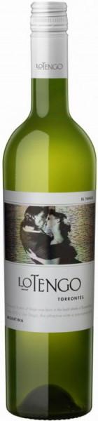 """Вино Norton, """"Lo Tengo"""" Torrontes, 2013"""