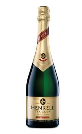 Игристое вино Henkell Trocken 0.75л