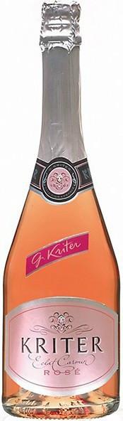 """Игристое вино """"Kriter"""" Rose"""