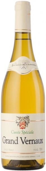 """Вино Noemie Vernaux, """"Grand Vernaux"""" Cuvee Speciale Blanc"""
