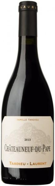 Вино Tardieu-Laurent, Chateauneuf-du-Pape AOC, 2013