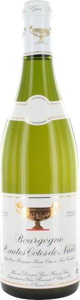 Вино Domaine Gros Frere et Soeur, Bourgogne Hautes Cotes de Nuits Blanc, 2007