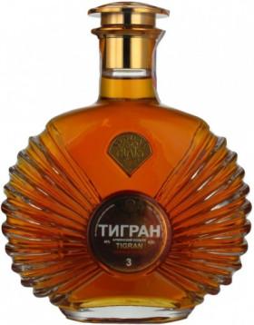 """Коньяк """"Tigran"""" 3 Years, 0.5 л"""