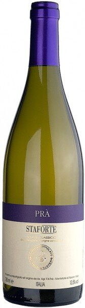 """Вино """"Staforte"""", Soave Classico DOC, 2010"""
